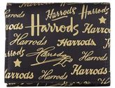 Harrods Heritage Logo Square Wallet