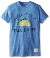 Original Retro Brand The Kids - Taco Night Tee Boy's T Shirt