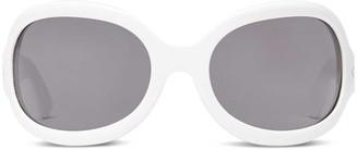 Oliver Goldsmith Sunglasses Yuhu 1966 White