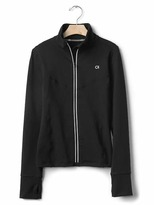 Gap GapFit kids reflective running jacket