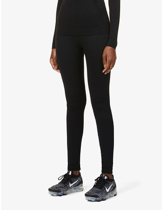 FALKE ERGONOMIC SPORT SYSTEM Arctic high-rise stretch-woven leggings