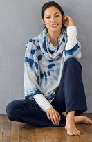 J. Jill Pure Jill tie-dyed kimono