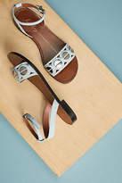 Lola Cruz Half Moon Sandals