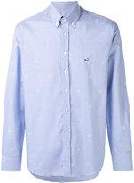 Etro checked print shirt - men - Cotton - 41