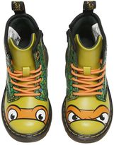 Dr. Martens Ninja Turtles Printed Leather Boots