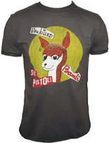 Amplified Vintage Men T-Shirt Official Sex Pistols Who Killed Bambi XL