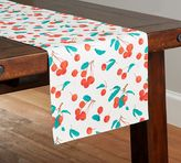 Pottery Barn Painted Cherry Table Runner
