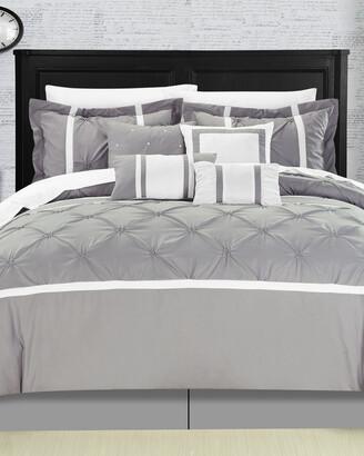 Chic Home Valde Comforter Set