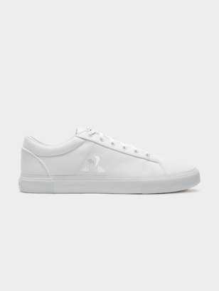 Le Coq Sportif Mens Verdon Plus Sneakers in White