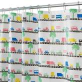 InterDesign PEVA Beep Beep Shower Curtain