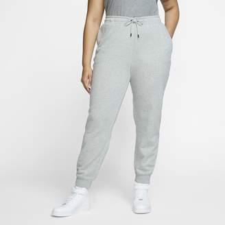 Nike Women's Fleece Pants (Plus Size Sportswear Essential