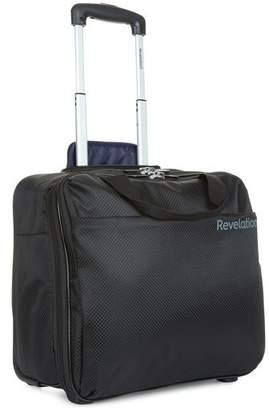 Revelation Revelation! Weightless Underseat Soft Cabin Suitcase - Black
