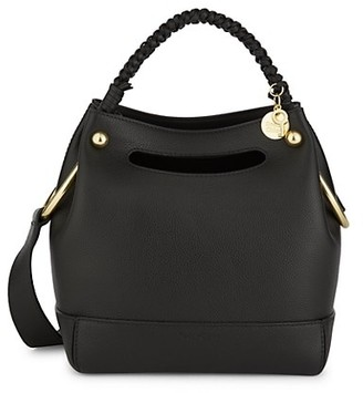 See by Chloe Mini Maddy Leather Hobo Bag