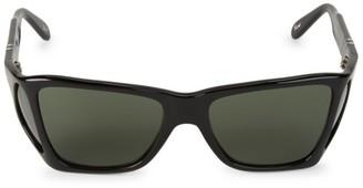 Persol 57MM Square Sunglasses