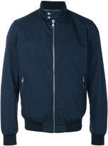 Salvatore Ferragamo reversible bomber jacket - men - Silk/Cotton/Polyamide - 46