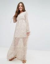 Floral Maxi Dress Shopstyle Uk