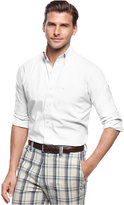 Izod Long Sleeve Solid Essential Shirt