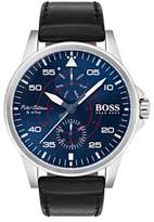 HUGO BOSS Iconic Stainless Steel Watch