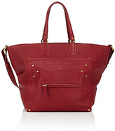Jerome Dreyfuss WOMEN'S JACQUES SMALL TOTE BAG-RED