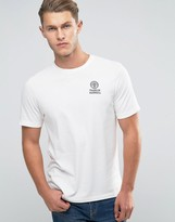 Franklin & Marshall Crest Logo T-Shirt