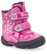 Geox 'Gulp' Waterproof Boot (Walker & Toddler)