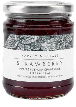 Harvey Nichols Strawberry Preserve With Champagne 340g