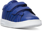 K-Swiss Toddler Girls' Hoke Strap Casual Sneakers from Finish Line