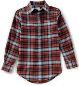 Class Club Big Boys 8-20 Plaid Button-Down Shirt