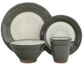 Sango Centrics Jade 16-Piece Dinnerware Set