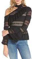 Parker Women's Nicola One-Shoulder Blouse