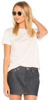 A.P.C. Lydia T-Shirt in Cream
