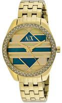 Armani Exchange Serena Collection AX5527 Women's Stainless Steel Watch