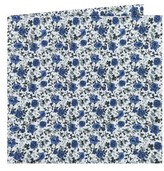Ted Baker Men's Floral Cotton Pocket Square