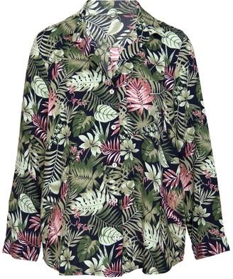 Wallace Cotton Nina Pj Shirt