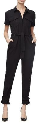 Ga Sale The Waist-Tie Jumpsuit