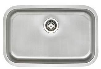 Blanco Stellar 28 L x 18 W Undermount Kitchen Sink