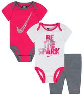 Nike Baby Bodysuit & Capris Set