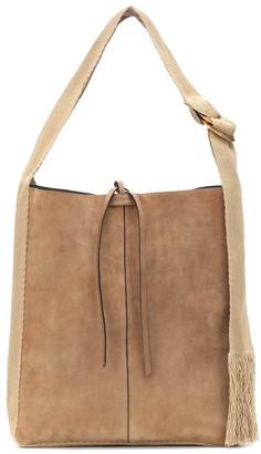 Isabel Marant Bakoo Medium suede shoulder bag