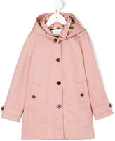 Burberry Geri trench coat - kids - Cotton - 4 yrs