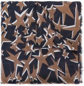 Paul & Joe star print scarf