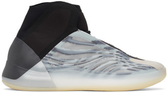 Yeezy Black and Blue YZY BSKTBL Sneakers