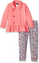 Kensie Toddler Girls' 2 Piece French Terry Set (More Styles Available)