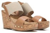 XOXO Women's Bria Wedge Sandal