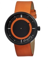 Simplify The 700 Leather-band Watch.