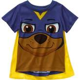 Nickelodeon Paw Patrol Toddler Boys' Caped Graphic Tee Shirt
