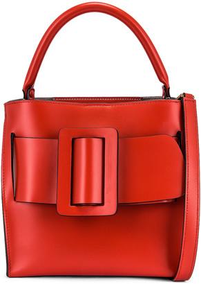 Boyy Devon 21 Bag in San Marzano Red | FWRD