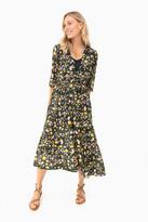 Apiece Apart Floral Agata Dress