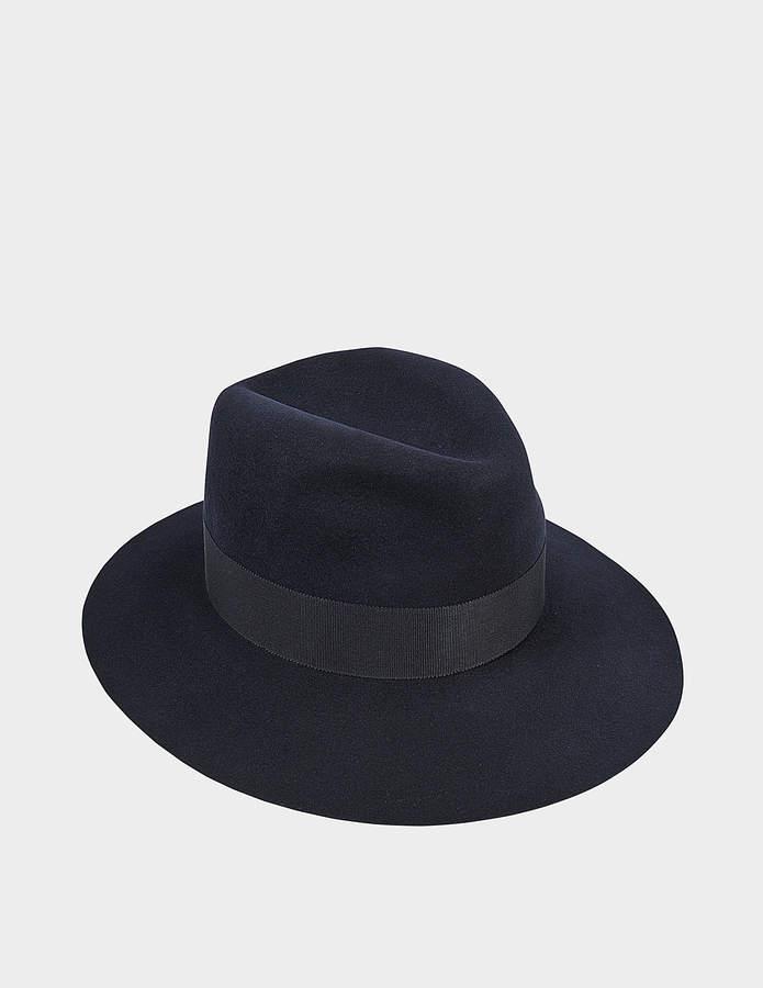 Maison Michel Timeless Waterproof Felt Henrietta Hat