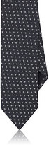 Barneys New York MEN'S FLORAL SILK NECKTIE