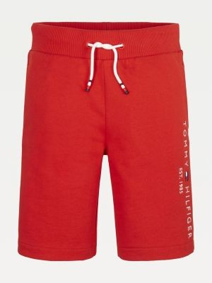 Tommy Hilfiger Essential Organic Cotton Jogger Shorts